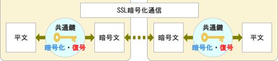 SSL暗号化通信の流れ その4